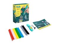 Bilde av 3doodler Start Plus 3d Printing Pen Splus, Komposterbar Plast, 0,77 Mm, Fused Filament Fabrication (fff), 2,5 Mm, 65 °c, 0,5 Min