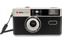 Bilde av Agfaphoto Agfa Agfaphoto Digital Camera Analog 35mm (135) Film Camera + Lamp - Black