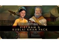 Bilde av 2k Sid Meier''s Civilization Vi - Vietnam & Kublai Khan Pack, Nedlastbart Innhold For Videospill (dlc), Pc, Sid Meier''s Civilization Vi, Tysk, Engelsk