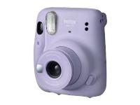 Fujifilm Instax Mini 11 - Instant camera - objektiv: 60 mm - instax mini lila purpur