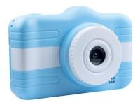 Bilde av Agfaphoto Realikids - Digitalkamera - Kompakt - 1.0 Mp / 12.0 Mp (interpolert) - 1080 P - Blå