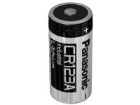 Bilde av Actec Batteri, 3v/1450mah, Model Cr123, Panasonic, Velegnet Til Alarmudstyr Og Hjemmeelektronik