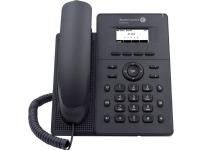 Bilde av Alcatel-lucent Enterprise H2 Halo Sip Ledningsforbundet Telefon, Voip Telefonsvarer, Håndfri Tale, Headset-tilslutning Lc-display Sort