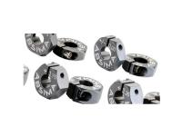 Bilde av Absima -0.75 Mm 1:10 Aluminium Aluminiums-fælgmedbringer 12 Mm 6-kant 2 Stk