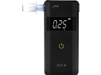 Bilde av Ace A Alkoholtester Sort 0 Til 4 ‰ Forskellige Enheder Kan Vises , Alarm , Inkl. Display, Countdown-funktion