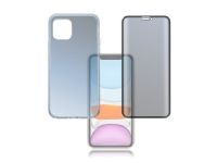 Bilde av 4smarts 360° Protection Set Premium, Etui, Apple, Iphone 12 Pro Max, 17 Cm (6.7), Svart