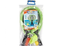 Bilde av Adar Rakietki/badminton - 2 Rackets, 2 Balls, Shuttle, Ball Pump, 536449 62x32cm