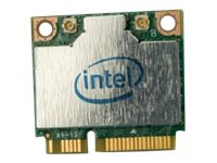Intel Dual Band Wireless-AC 3160 - Netværksadapter - PCIe Half Mini Card - Bluetooth 4.0, 802.11ac
