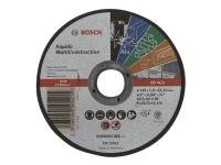 Bosch Rapido Multi Construction ACS 60 V BF - Skärskiva - för flera funktioner - 125 mm