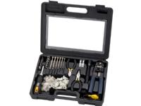 Sprotek STK-985 verktygskit för datorer och nätverkskablar svart