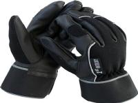 OTTO SCHACHNER Handske vinter Dry med manchet str 9,  allround vinter handske med Vandtæt membran