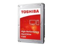 Toshiba P300 Desktop PC - Harddisk - 2 TB - intern - 3.5 - SATA 6Gb/s - 7200 rpm - buffer: 64 MB