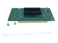 Intel 2U Short Riser - Udvidelseskort - for Server Chassis R2000, R2312 Server System R2208, R2224, R2308, R2312