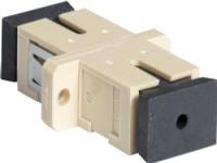 LAURITZ KNUDSEN Fiberadapter Actassi® SCMultimode simplex