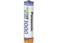 Panasonic Genopladeligt AAA-batteri NiMH 1000 mAh 1.2 V 1 stk