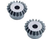 Reely Stål-keglehjul Modul-type: 1.0 Antal tænder: 19 19 1 pair