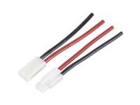 Modelcraft Batteri Kabel 9.00 cm 4.0 mm²