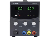 VOLTCRAFT LPS1153 Laboratoriestrømforsyning indstillelig 0