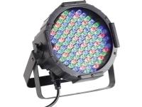 Renkforce DL-LED107S LED-PAR-projektør Antal LEDer: 108 x Sort
