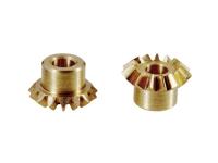 Reely Messing-keglehjul Modul-type: 0.75 Antal tænder: 20 20 1 pair