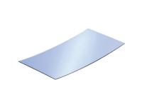 Spejlpolystyrol-plade Reely (L x B) 200 mm x 100 mm 1 mm