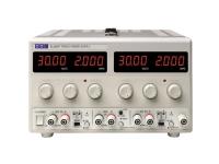 Bilde av Aim Tti El302rt Laboratoriestrømforsyning, Indstillelig 0 - 30 V/dc 0 - 2 A 130 W Antal Udgange 3 X