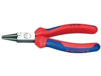 Knipex 22 02 160 Nåltänger Kromvanadinstål Plast Blå/Röd 16 cm 170 g
