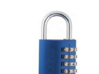Bilde av Abus 466144, Blå, Aluminium, 55 G, 1 Stykker