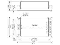 AC/DC-integreret strømforsyning TracoPower TML 30112C 12 V/DC 2500 mA 30 W