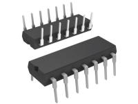 Microchip Technology MCP3004-I/P Opsætning af datalogning-IC