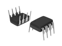 Microchip Technology MCP3002-I/P Opsætning af datalogning-IC