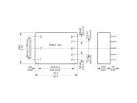 AC/DC-printstrømforsyning TracoPower TML 15105 5 V/DC 3 A 15 W