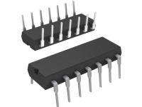 Microchip Technology MCP3204-CI/P Opsætning af datalogning-IC