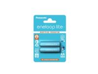 Panasonic Battery Eneloop Lite AA/R6 950mAh 2 pcs.