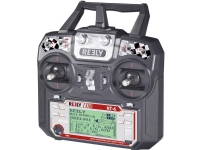 Reely HT-6 Håndcontroller 24 GHz Antal kanaler: 6 Inkl. modtager