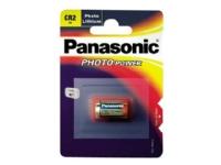 Panasonic CR-2L/1BP - Batteri CR2 - Li - 850 mAh