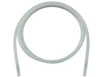 Reely Silikonebrændstofslange Indvendig diameter 2.4 mm Transparent