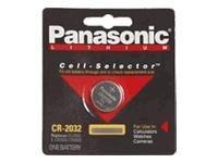 Panasonic - Batteri litiummangandioksid