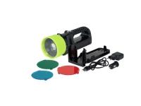 Bilde av Acculux Led (rgb) Batteridrevet Håndholdt Lampe Acculux Unilux Pro 270 Lm 442081