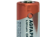 Bilde av Agfaphoto - Batteri Cr123a - Li - 1300 Mah