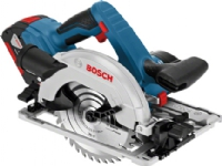 Bosch AKKURUNDSAV GKS18V-57G 2X5A M/L-BOXX/FSN