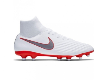 newest collection 4955c 47d42 Shoes football Nike EMB Futura Ya DF FG AH7303 (men s  45  white color)