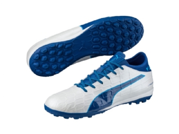 quality design 5a341 7f954 Shoes football PUMA Evotouch 3 TT (men s  42,5  blue and white color)